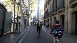 Barcelona ist schön, aber nervig.