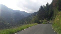 Vorbei die Beige- und Ockertöne. Das Baskenland ist grün.
